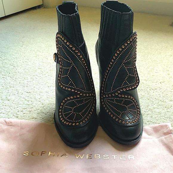 """🌺HOST PICK 🌺 SOPHIA WEBSTER """"Karina"""" boots"""